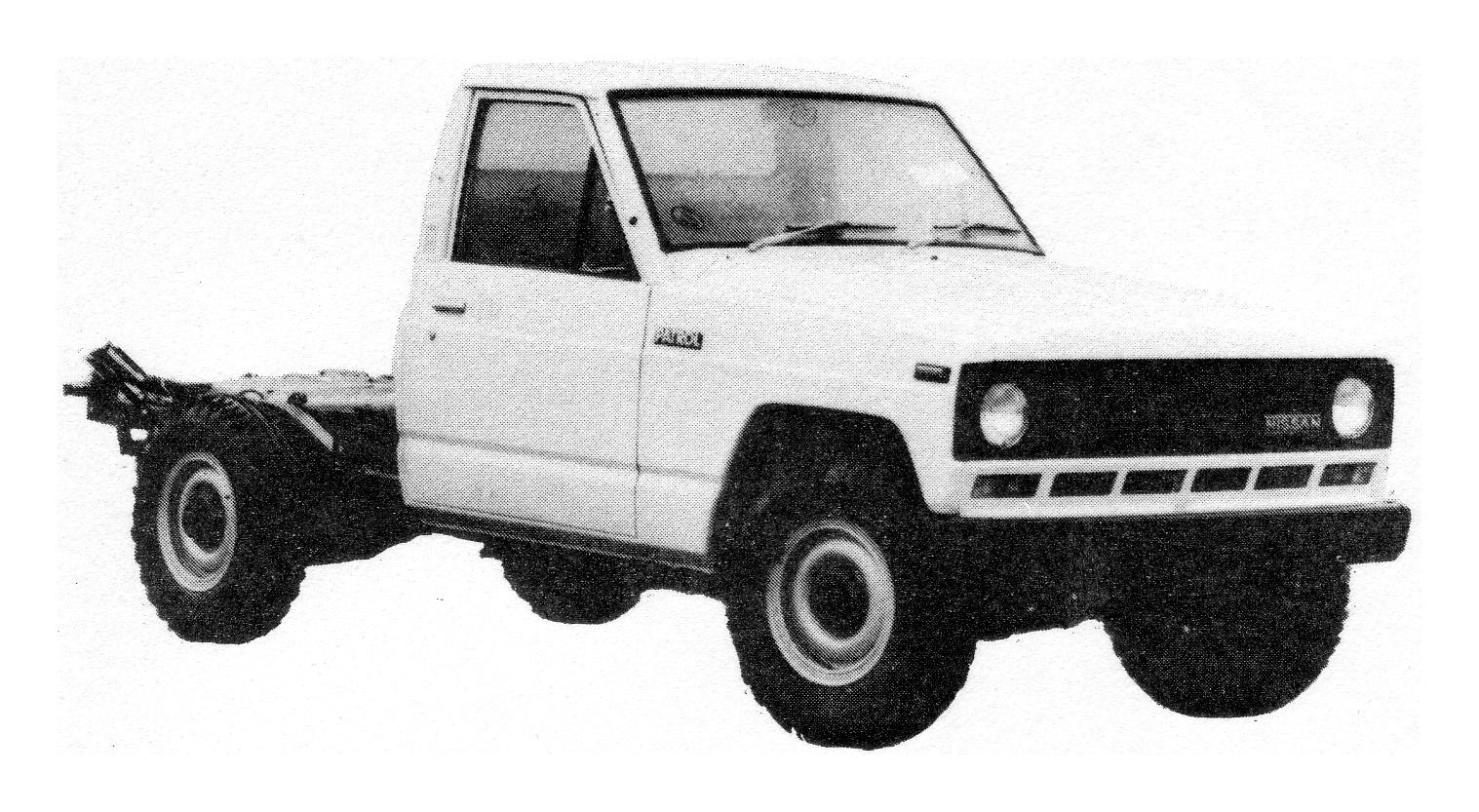 Datsun Patrol Datsun 1000