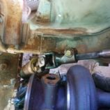 Turbo clears steering linkage (finally...)